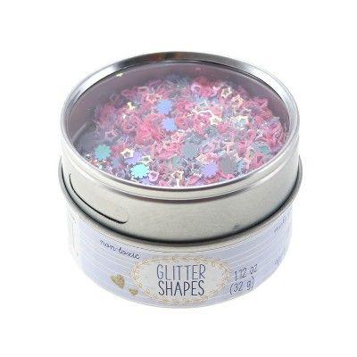 Sulyn 4 oz Glitter Jar Copper