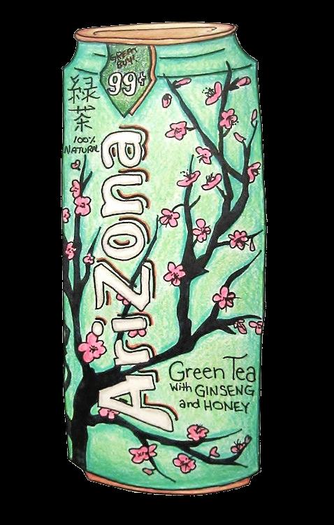 Un Peu De Blues Arizona Tea Tea Arizona Green Teas
