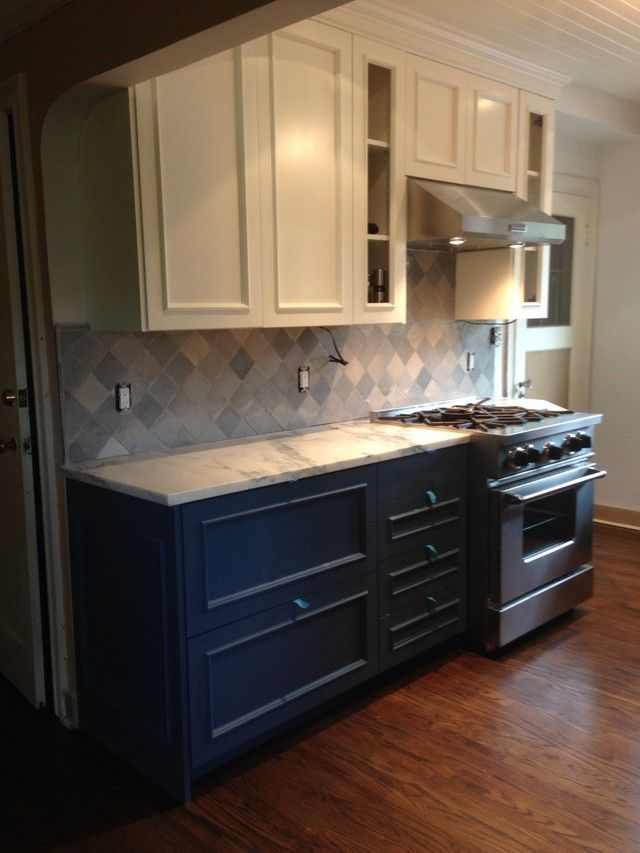 Great Thread On Painting Kitchen Cabinets With BM Advance Paint / Danby  Marble / Beautiful Ann