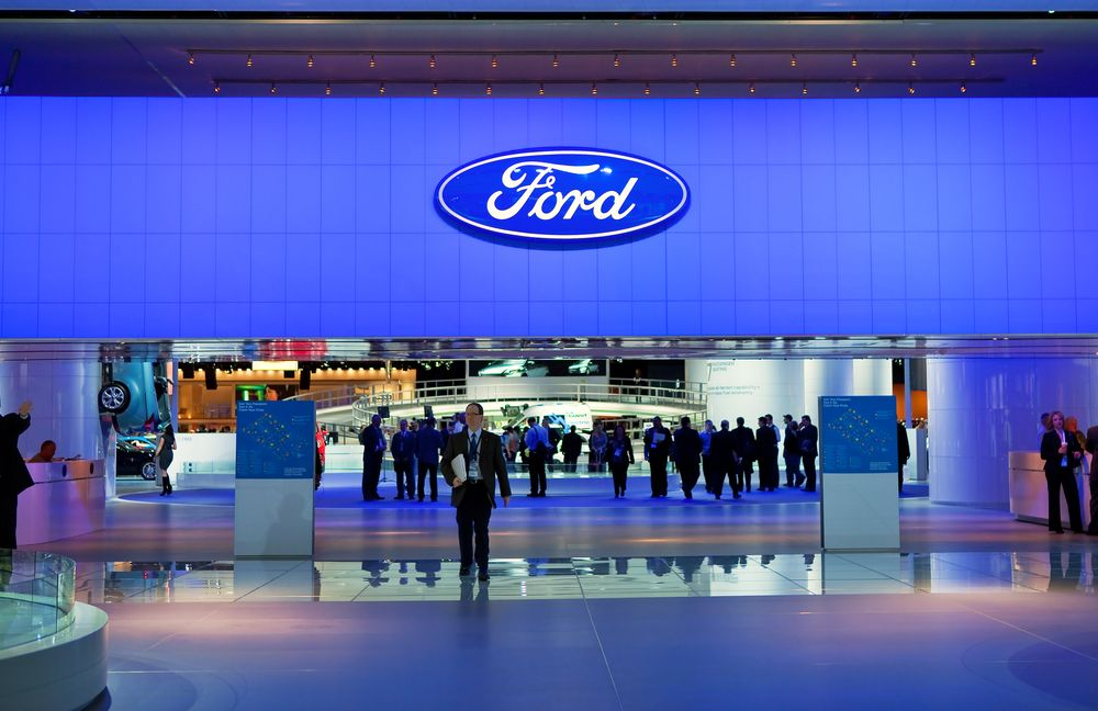 How Ford Is Motoring Ahead With A Water Scarcity Strategy