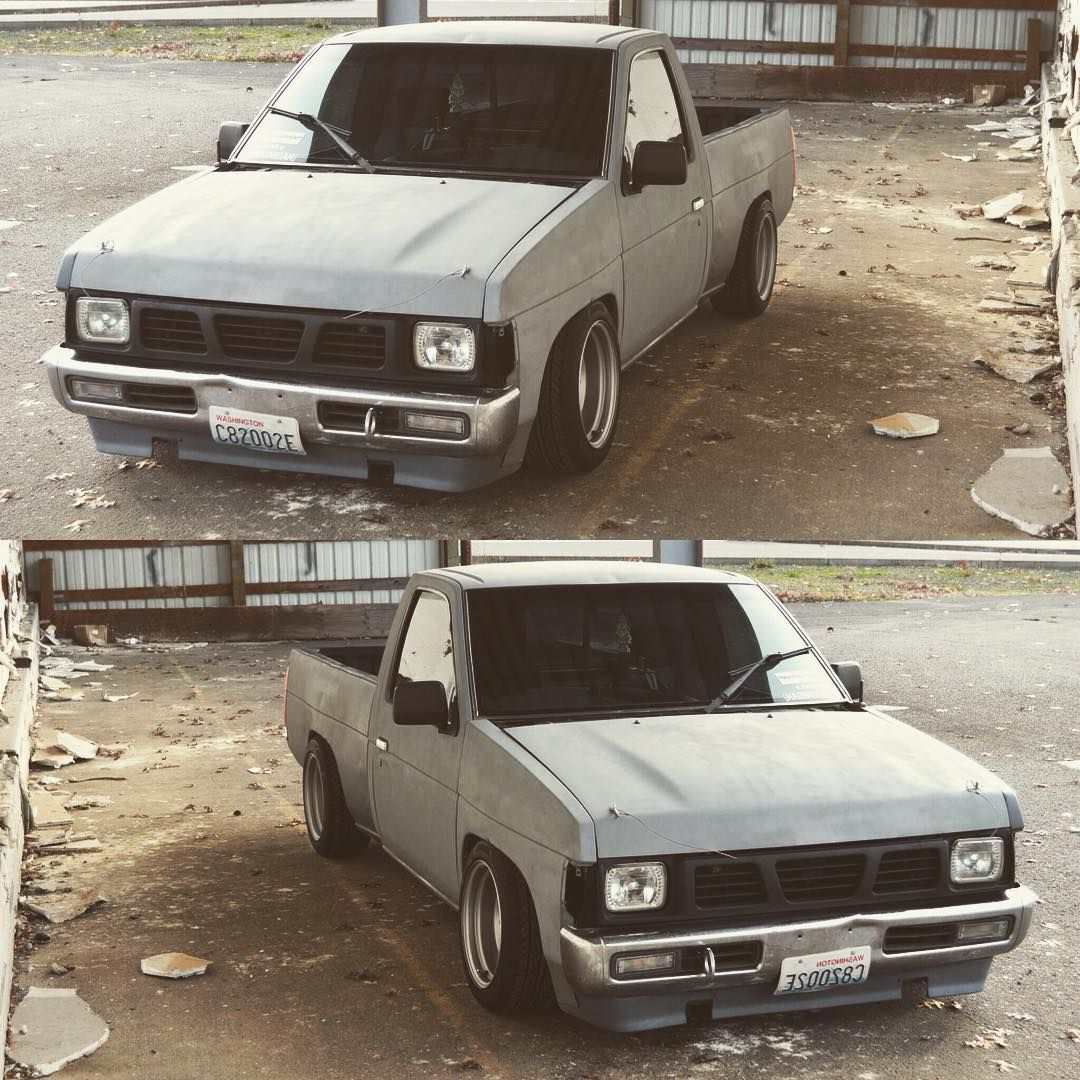 People really like making these into drift trucks yota s pinterest nissan cars and nissan trucks