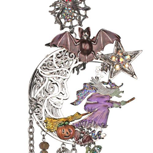 Season Of The Witch Wind Chime: Kirks Folly Online Web Store