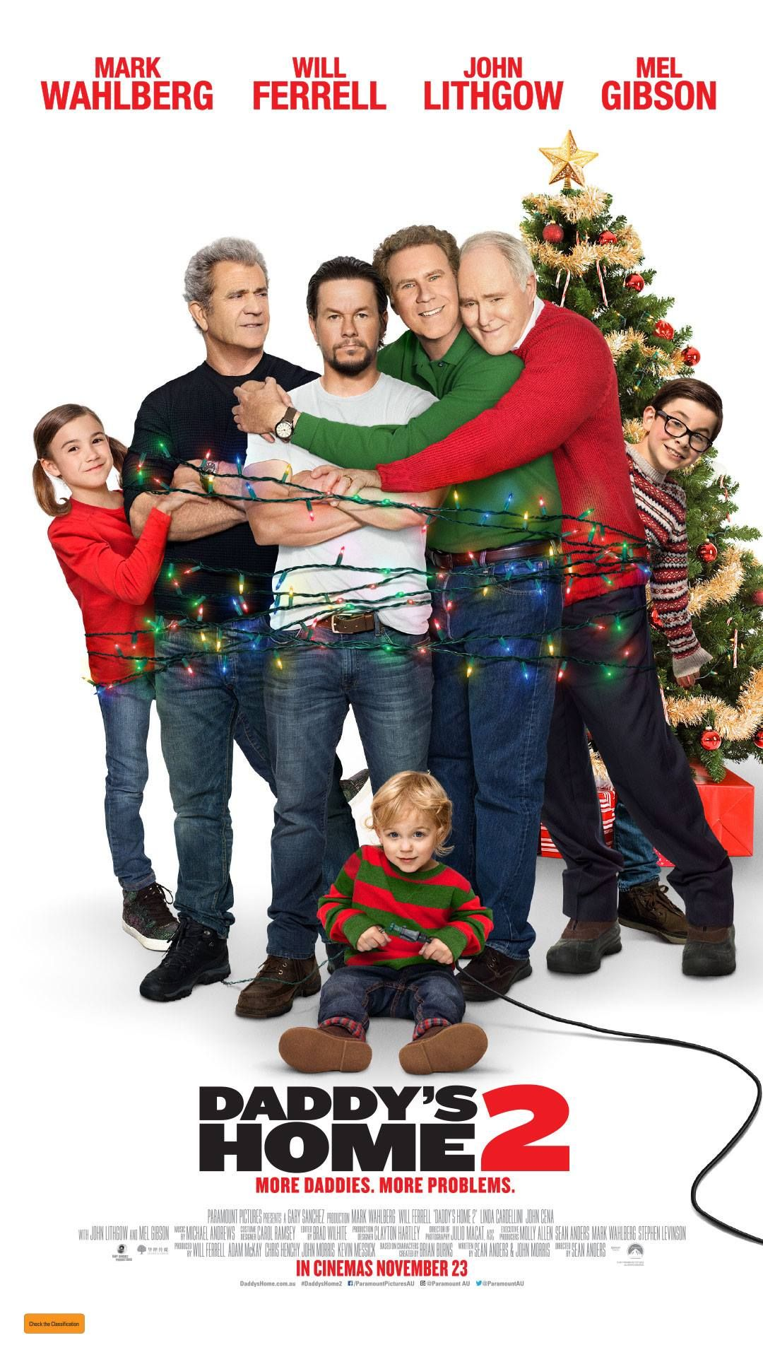 Daddy S Home 2 Movies Pinterest Teaser Movie And