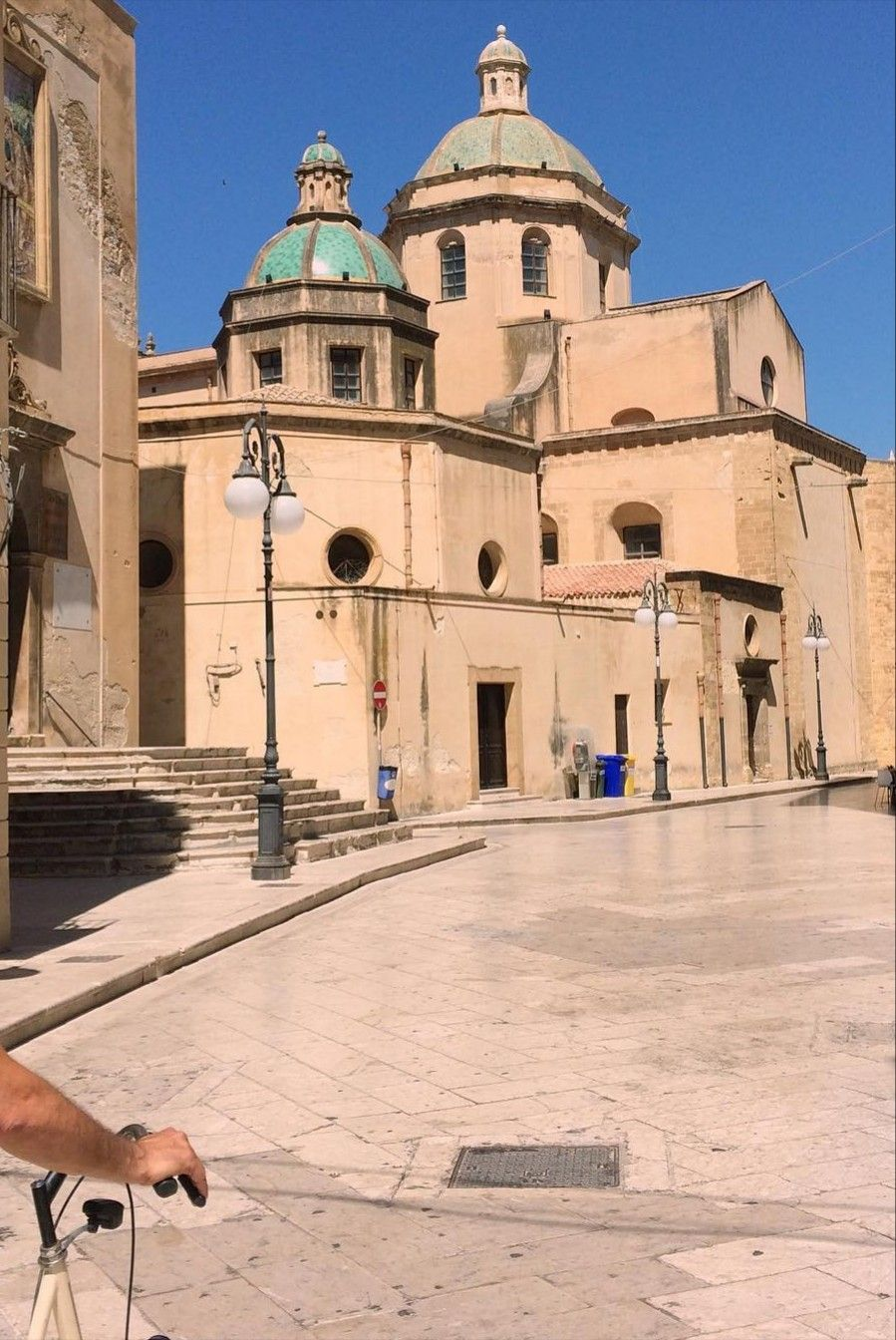 Mazara Del Vallo Sicily Italy Places