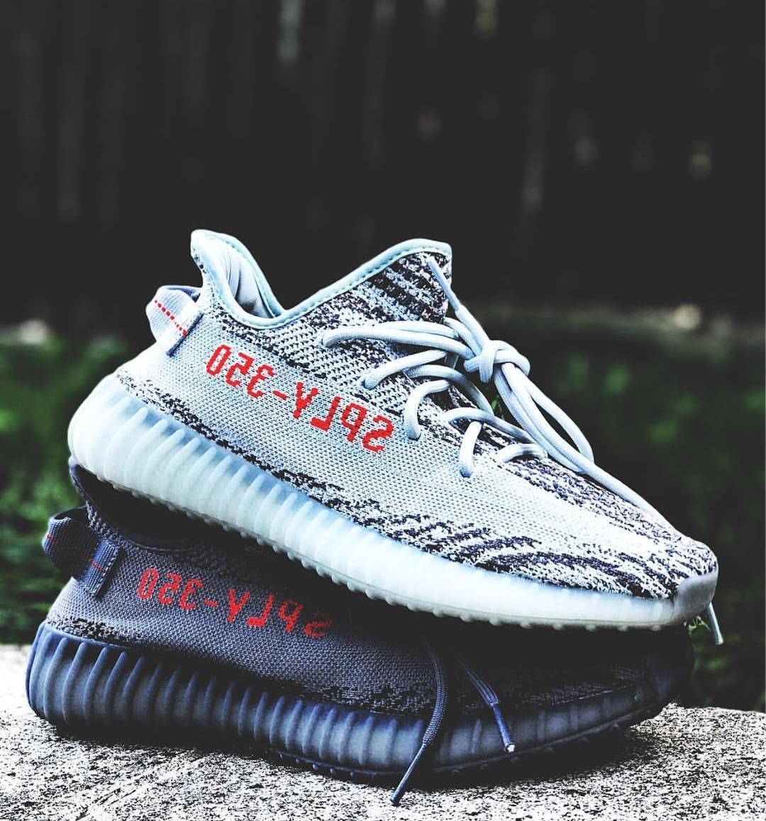 on sale b22eb 59d16 All Raffle Links For The Blue Tint Yeezy Boost 350 V2 ...