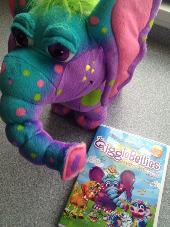 The GiggleBellies Musical Adventures: Great Fun for Kids