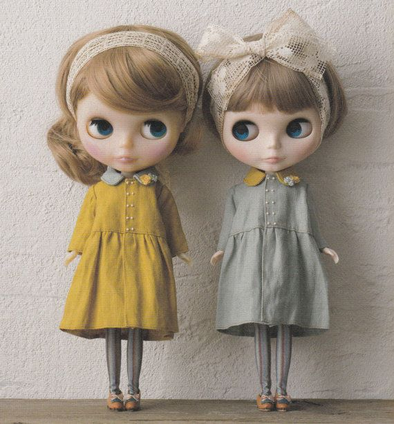 Dolls & Bears Cute Grey Doll Clothes Pants with Pocket for 12'' Blythe Doll Clothing ACCS