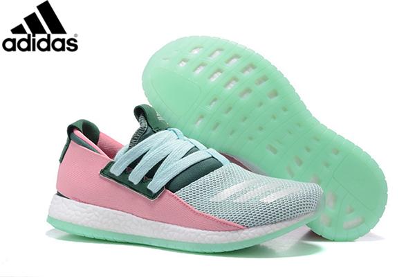 Sesión plenaria Oscuro calendario  Women's Adidas Pure Boost ZG Raw 4M V2 Running Shoes Pomona Green/Atomic  Pink/Agate AQ3492,Adidas-Ultra Boost Shoes Sale Online