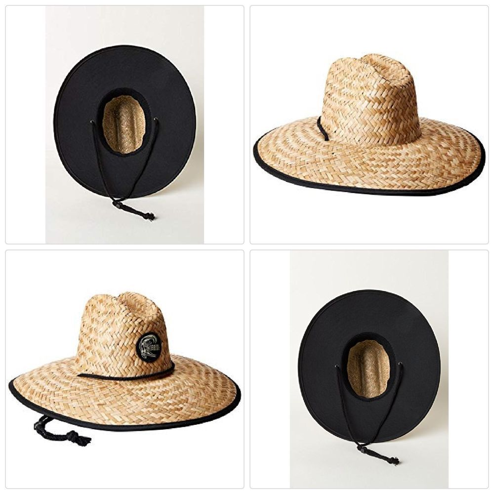 491b01f7ad2 ONeill Mens Sonoma Straw Lifeguard Hat Natural One Size ONeill Beach Sun Hat   fashion  clothing  shoes  accessories  mensaccessories  hats (ebay link)