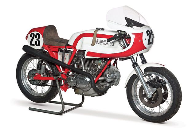 Jewel Of A 100 Bike Collection The 1974 Ducati 750ss Corsa