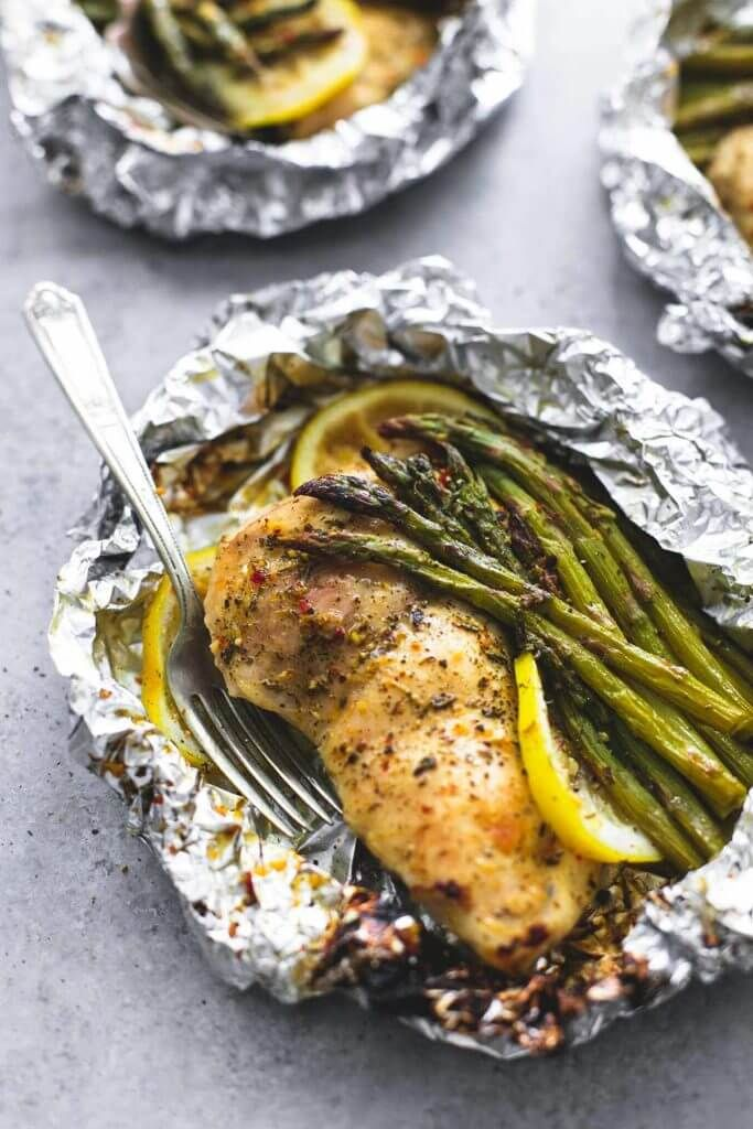 Photo of 16 Easy Low Carb Keto Foil Pack Meals You'll Want To Try ASAP