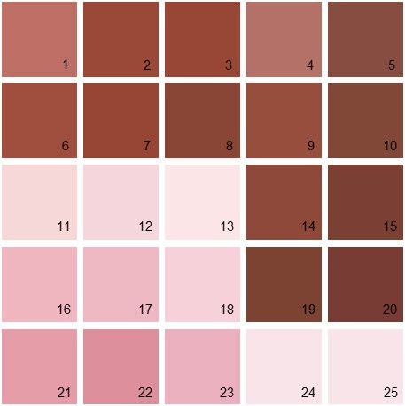 benjamin moore red house paint colors palette 10 paint on benjamin moore exterior color chart id=89928