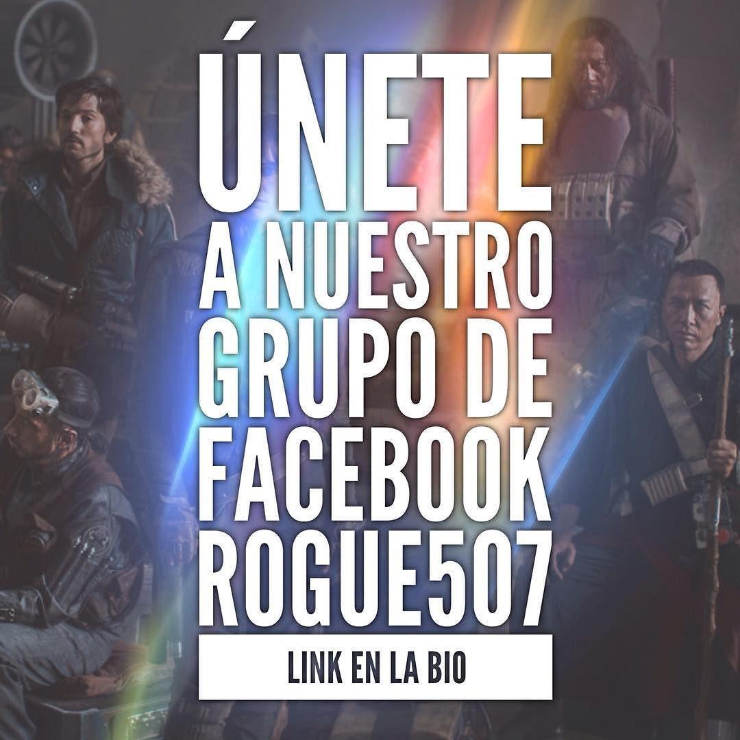 Únete A nuestro Grupo de Facebook Rogue507 Link en la Bio!