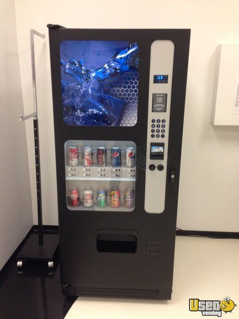 Wittern Snack And Soda Vending Machines In California With Images