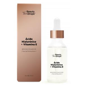 Acido Hialuronico Vitamina E Autobronceador Beauty Drops Autobronceador Acido Hialuronico Vitamina E