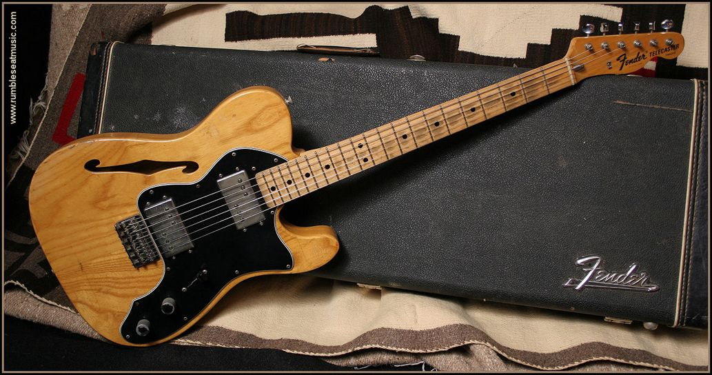 fender 39 72 tele thinline guitars guitar fender squier telecaster fender telecaster. Black Bedroom Furniture Sets. Home Design Ideas