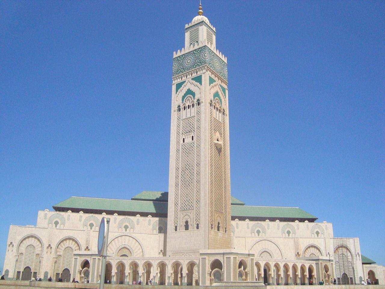 Hassan Ii Mosque Casablanca Morocco Travel Morocco