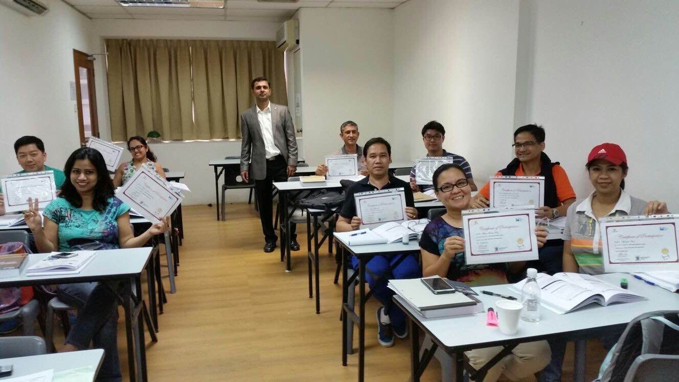 Meet Our Pmp Certification Training Batch In Singapore