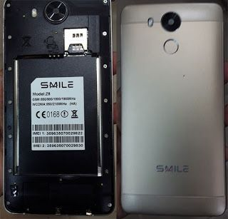 Smile Z8 Stock Firmware ROM (Flash File) Download - ALL Tested