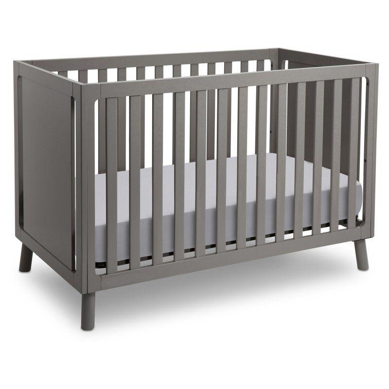 Delta Children Manhattan 3-in-1 Convertible Crib - 6892 ...