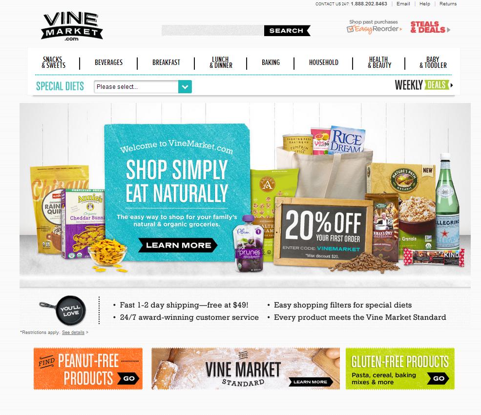 Vine Market.com