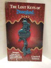 Disney DLR The Lost Keys of Disneyland - Ariel Little Mermaid LE AP Pin