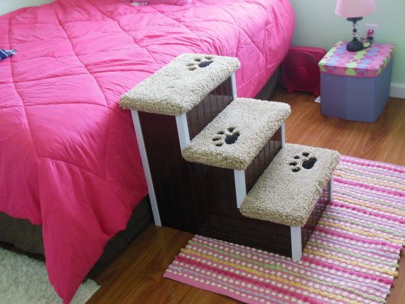 Dog Stairs 24 High Pet Cat Stairs Pet Steps By HamptonBayPetSteps