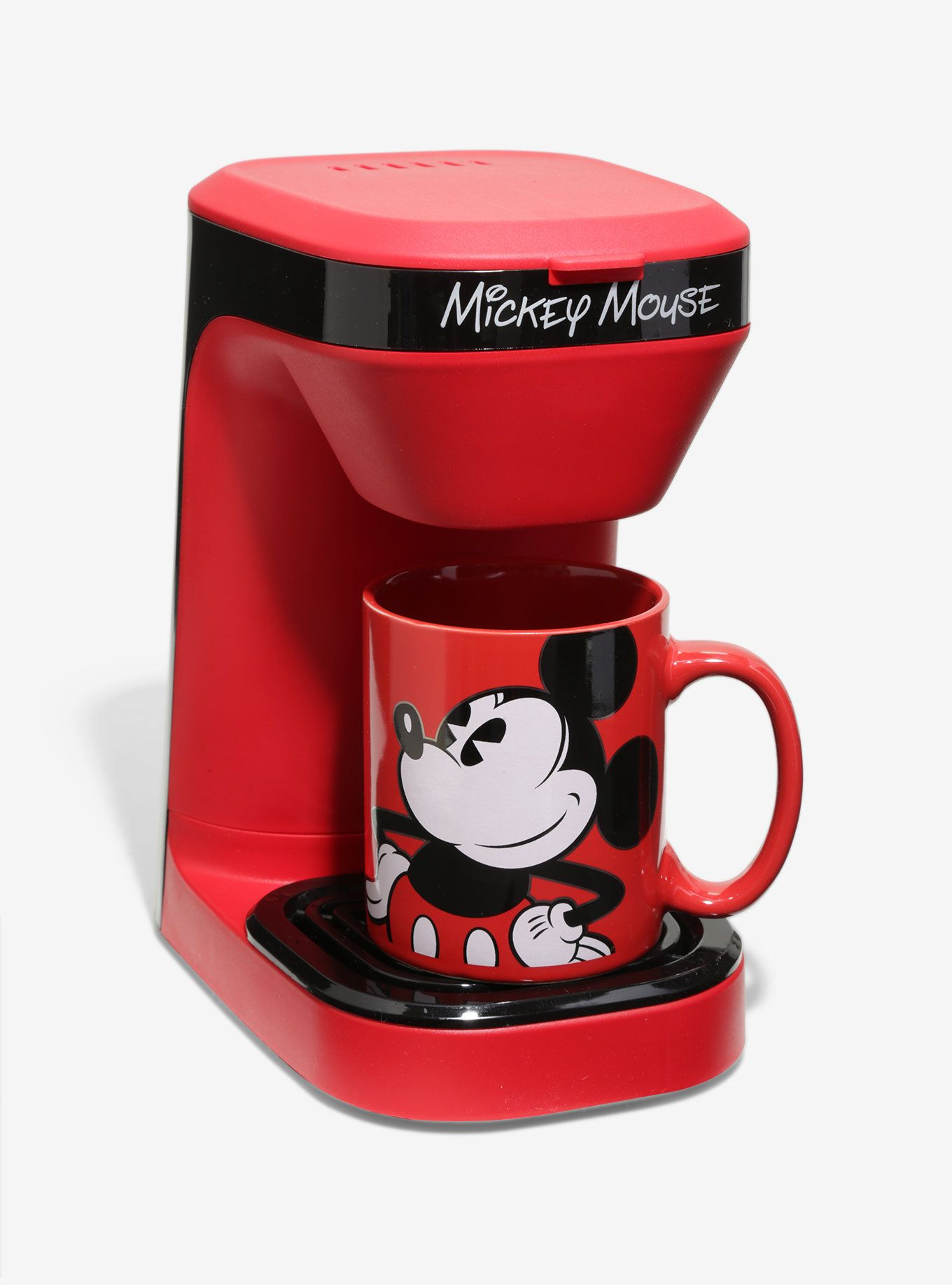 Uncategorized Disney Kitchen Appliances disney mickey mouse single serve coffee maker boxlunch boxlunch