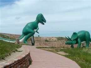 Dinosaur Park Rapid City South Dakota Dinosaur Park Rapid City South Dakota Cross Country Road Trip