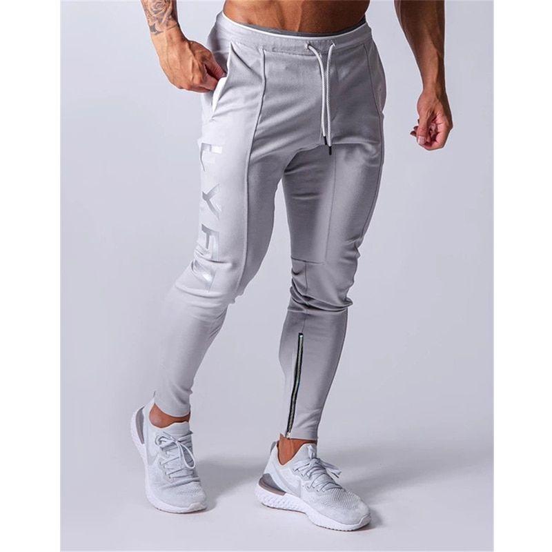Oferta Pantalones De Deporte De Los Hombres Jogger Pantalones Deportivos Para Gimnas En 2020 Pantalones De Entrenamiento Pantalones De Hombre Moda Ropa De Moda Hombre