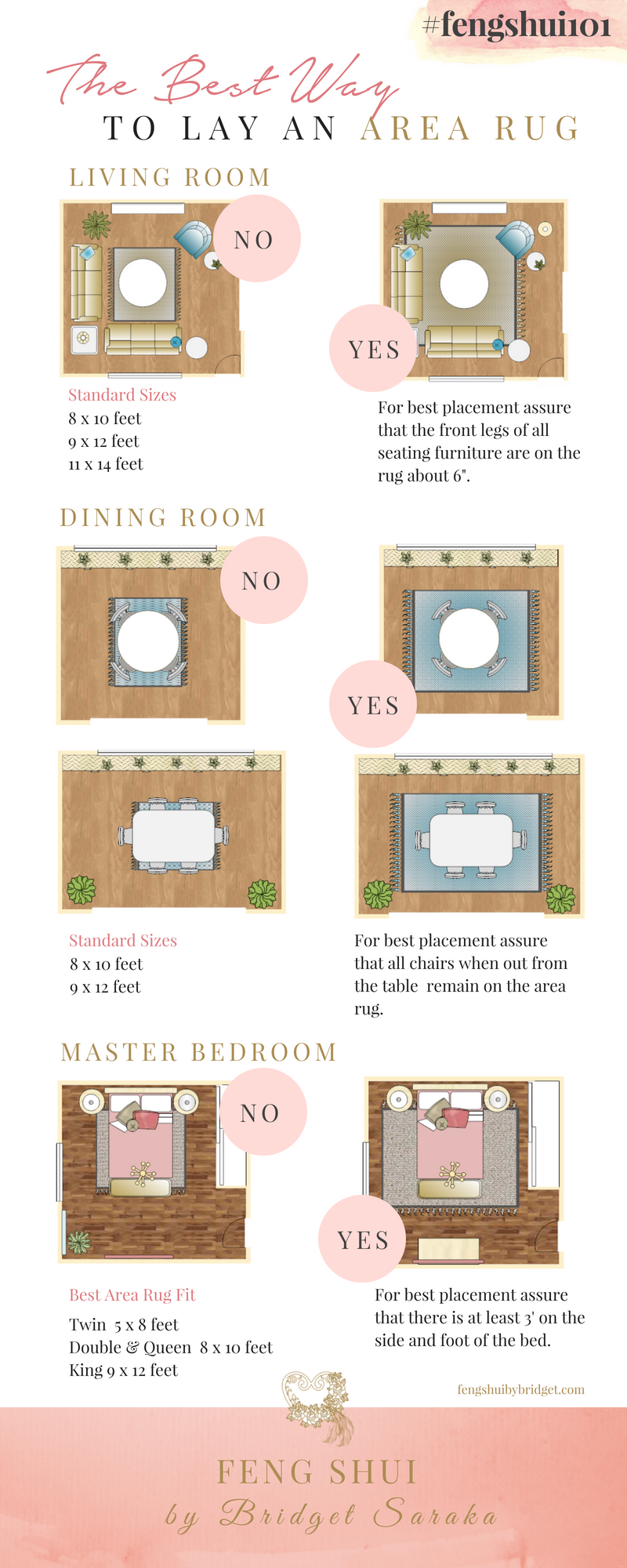 The Best Way To Lay An Area Rug Fengshui101 Feng Shui Living