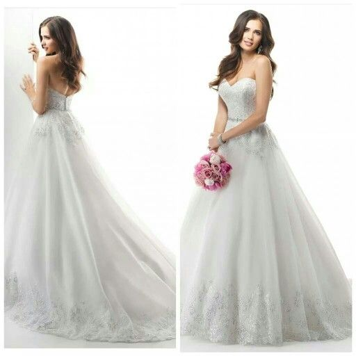 Maggie Sottero Monday Is Zendaya Traditional Elegance And Timeless Romance Found In This Decadent Ballgown