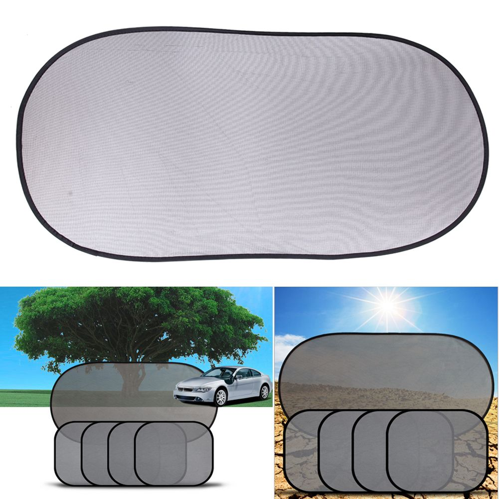 Car interior curtains - 5pcs 3d Auto Sun Visor Car Window Suction Cup Car Curtain Covers Sunshade Car Interior Product