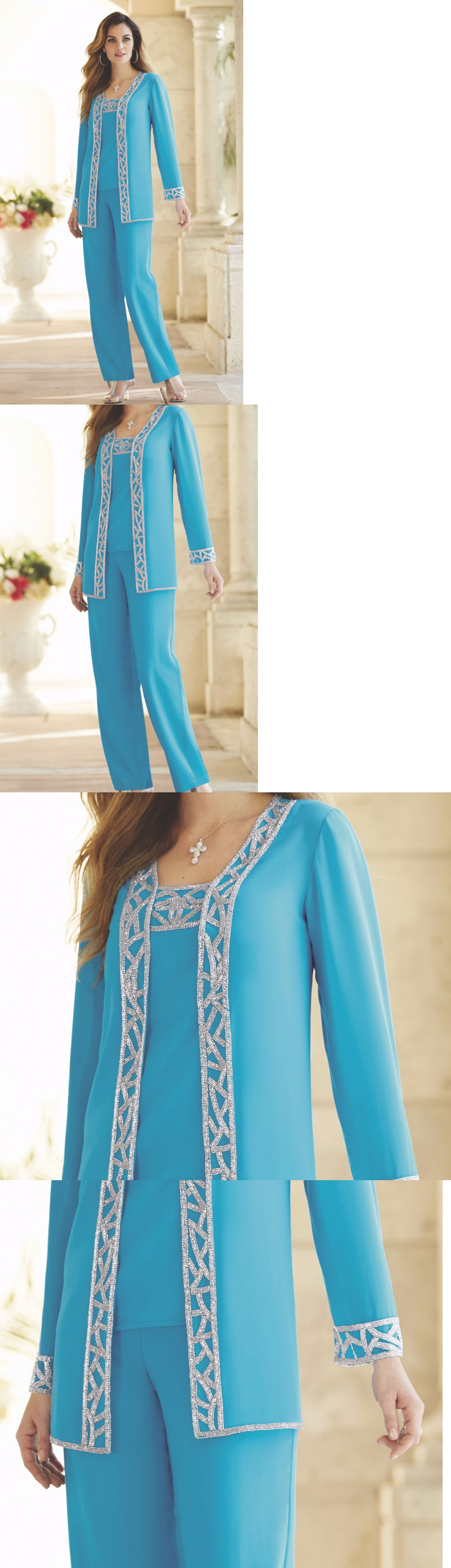 Mother of the Bride 131474: Formal Turquoise Beaded Mother Of The ...