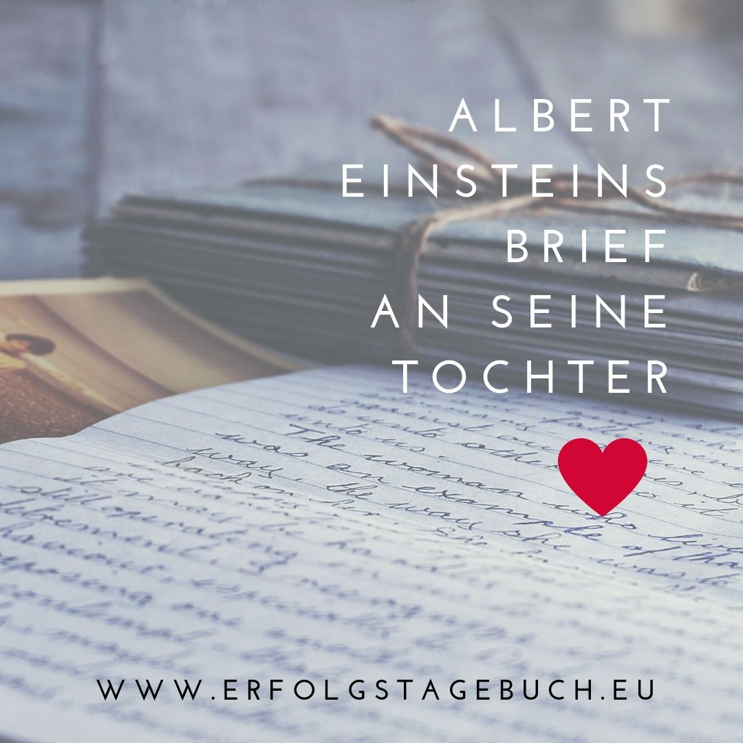 Albert Einstein Liebe