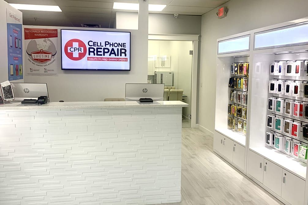The team at CPR Cell Phone Repair Palm Coast provide fast and