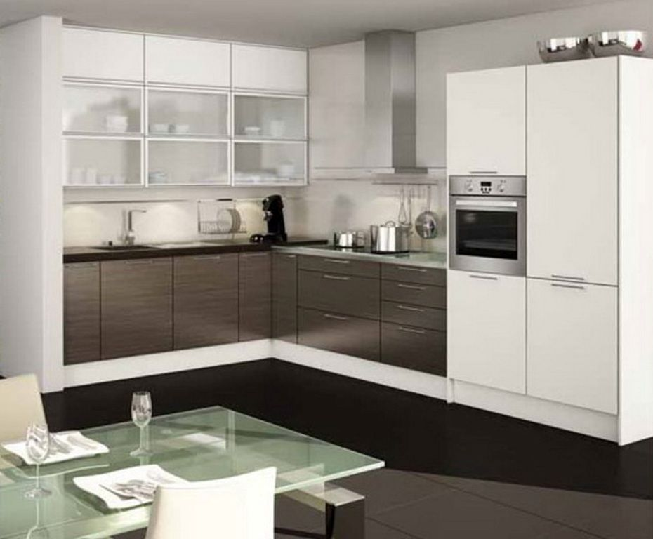 White Kitchen Design 2014 small l-shaped kitchen | top 2014 small l shaped kitchen designs