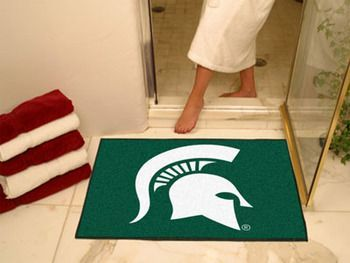 "Michigan State University All Star Mat 33.75""""x42.5"""""