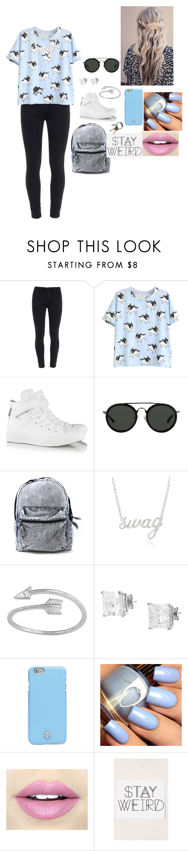 """going to school "" by jchristina ❤ liked on Polyvore featuring interior, interiors, interior design, home, home decor, interior decorating, Paige Denim, Converse, Dries Van Noten and Belk & Co."
