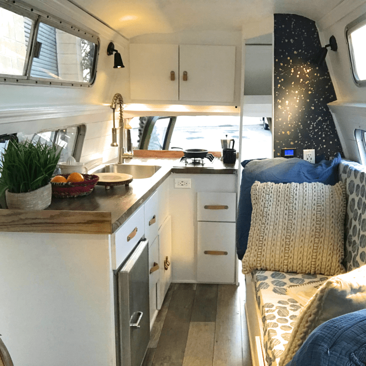Photo of Fully converted 1975 Ford Econoline RV/Campervan for sale