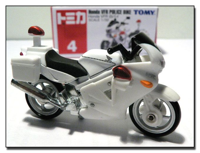 4 Honda Vfr Police Bike World Of Tomica Pinterest Honda Vfr