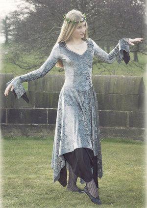 376 - Spirit Dress - Gothic, romantic, steampunk clothing from The Dark Angel