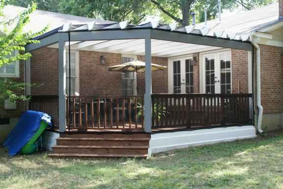 screen room in cost diy screened for patio kits ideas attractive porch kit aluminum