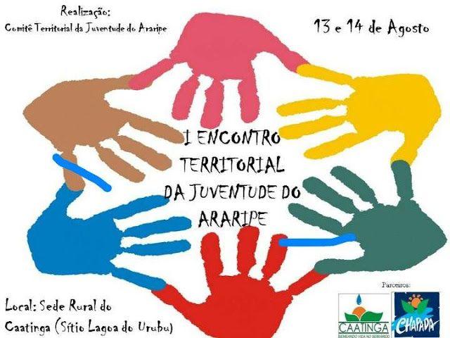 Santa Filomena Atual: I Encontro Territorial da Juventude do Araripe