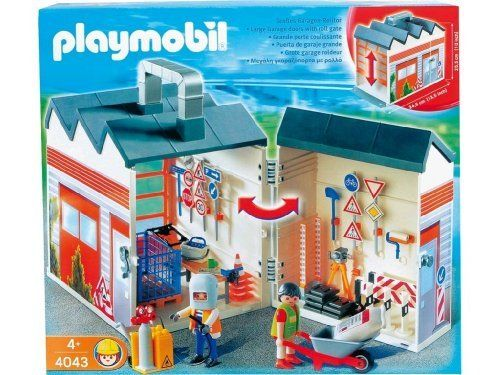 Playmobil Take Along Construction By Playmobil 59 99 Please Note