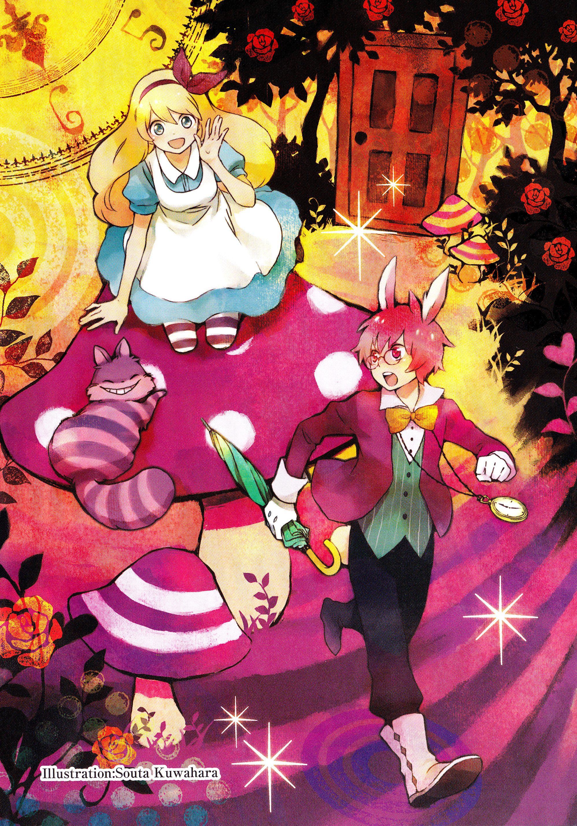 Alice In Wonderland Con Imagenes Imagenes De Alicia Dibujos