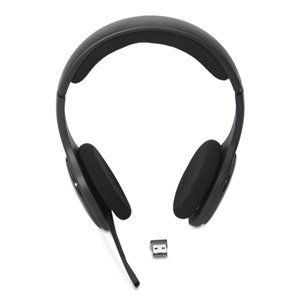 Logitech H800 Headset Wireless Headset H800 Headst Stereo Black Wireless Bluetooth 39 4 Ft Over The Head Binaur Wireless Headset Logitech Headset