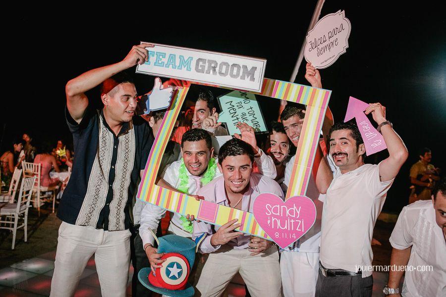 Letreros y marco para fotos, bodas www.taguinche.com | wedding ...