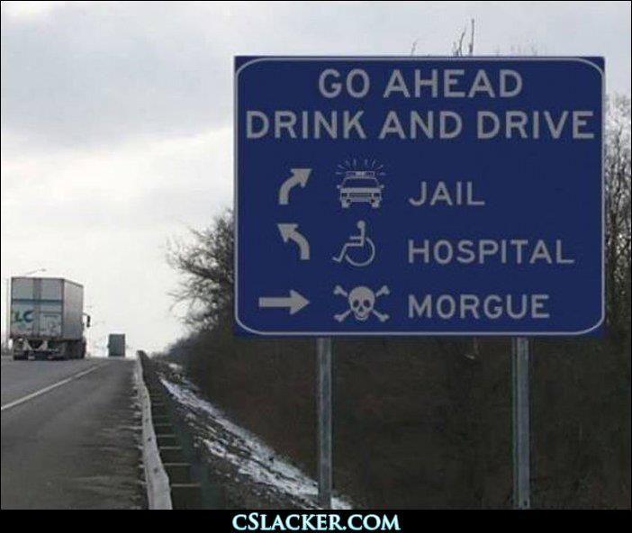 drunk driving persuasive speech