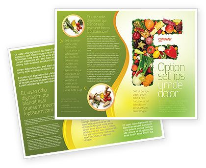 Food Brochure Template #05225 Design Pinterest Brochure - food brochure
